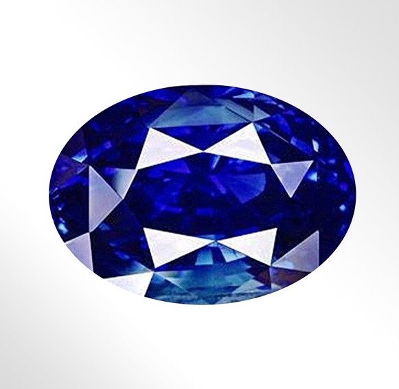 The Neelam or Blue Sapphire