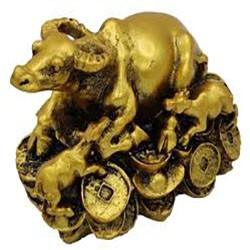 Feng Shui Wish Cow