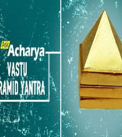 Vastu Pyramids Yantra
